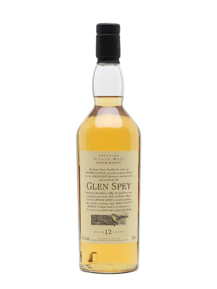 Review No.108. Glen Spey 12 Year Old