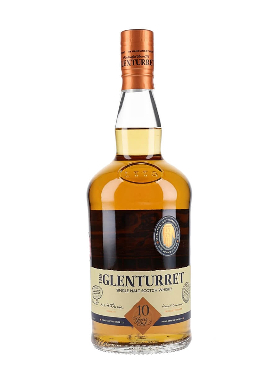 Review No.221. Glenturret 10 Year Old