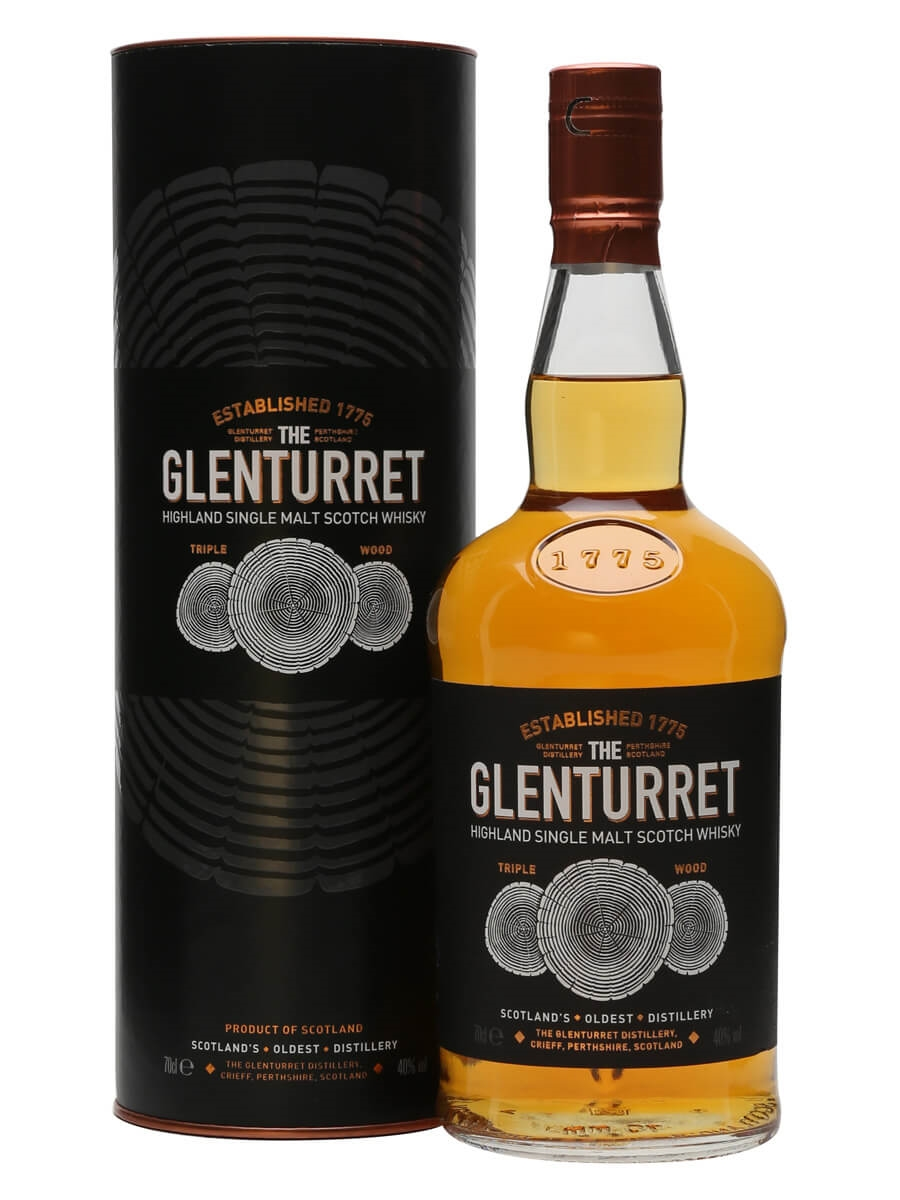 Review No.153. Glenturret Triple Wood