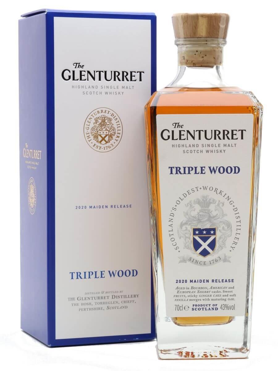 Glenturret Triple Wood / 2020 Maiden Release