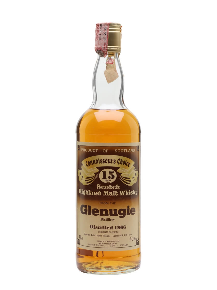 Glenugie 1966 / 15 Year Old / Connoisseurs Choice
