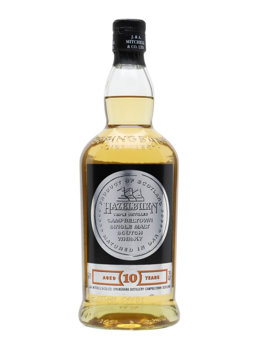 Review No.160. Hazelburn 10 Year Old