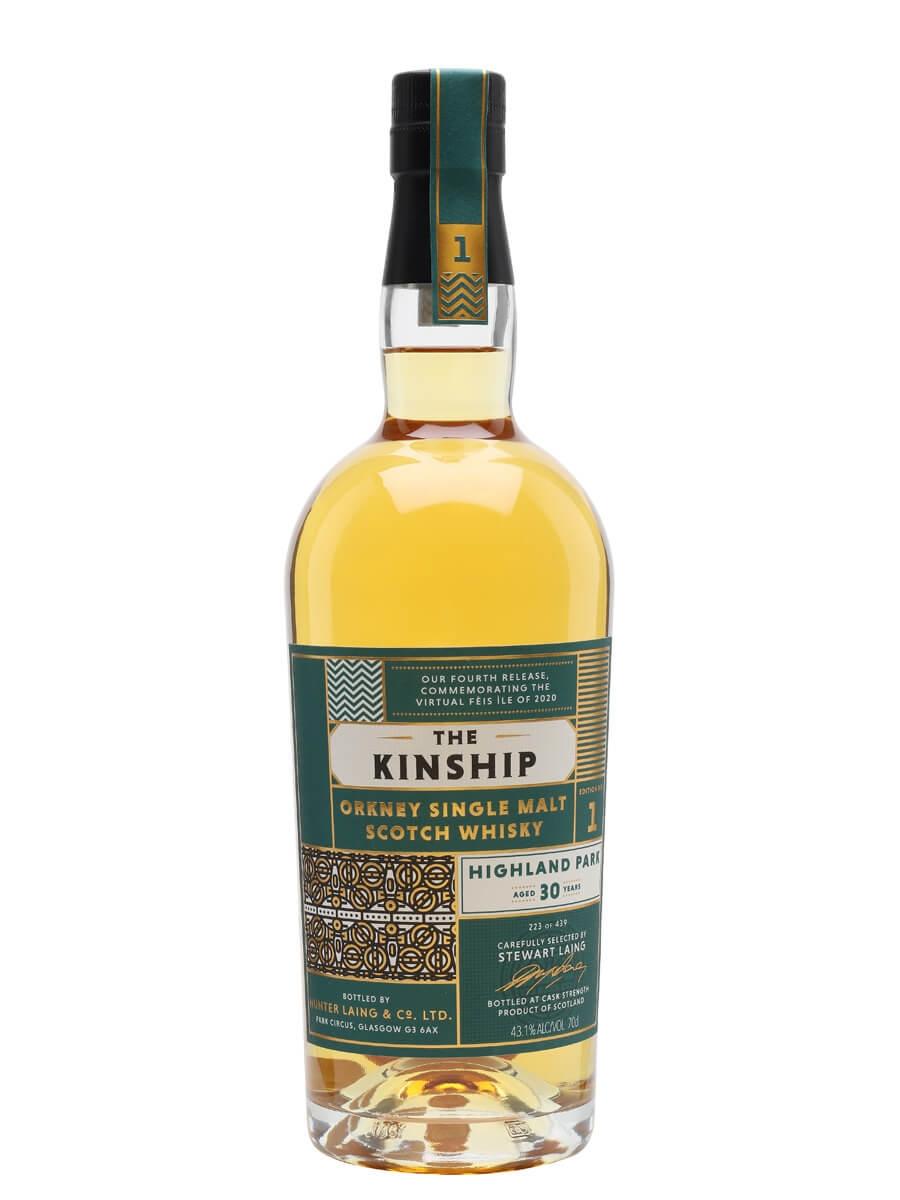 Highland Park 1989 / 30 Year Old / Edition #1 / The Kinship