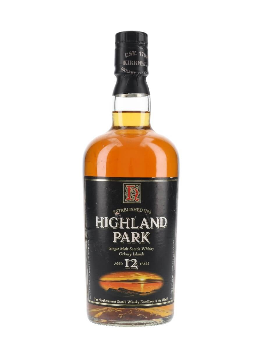 Highland Park 12 Year Old / Bot.1990s