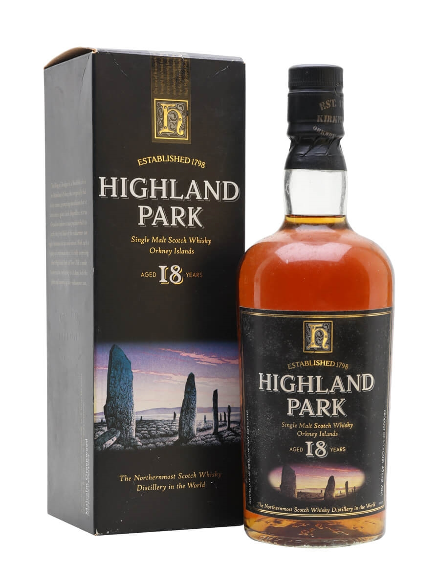 Highland Park 18 Year Old / Bot.1990s