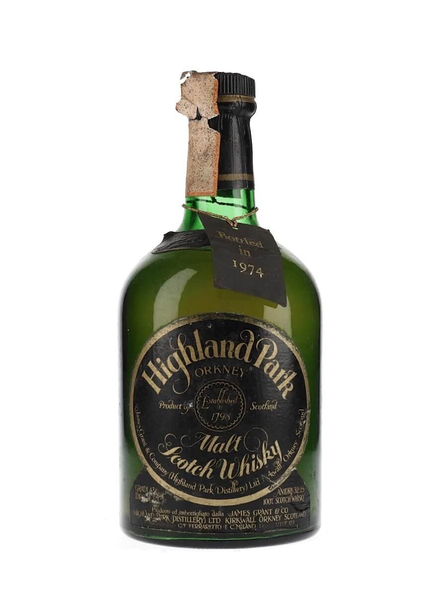Highland Park 1956 / 18 Year Old