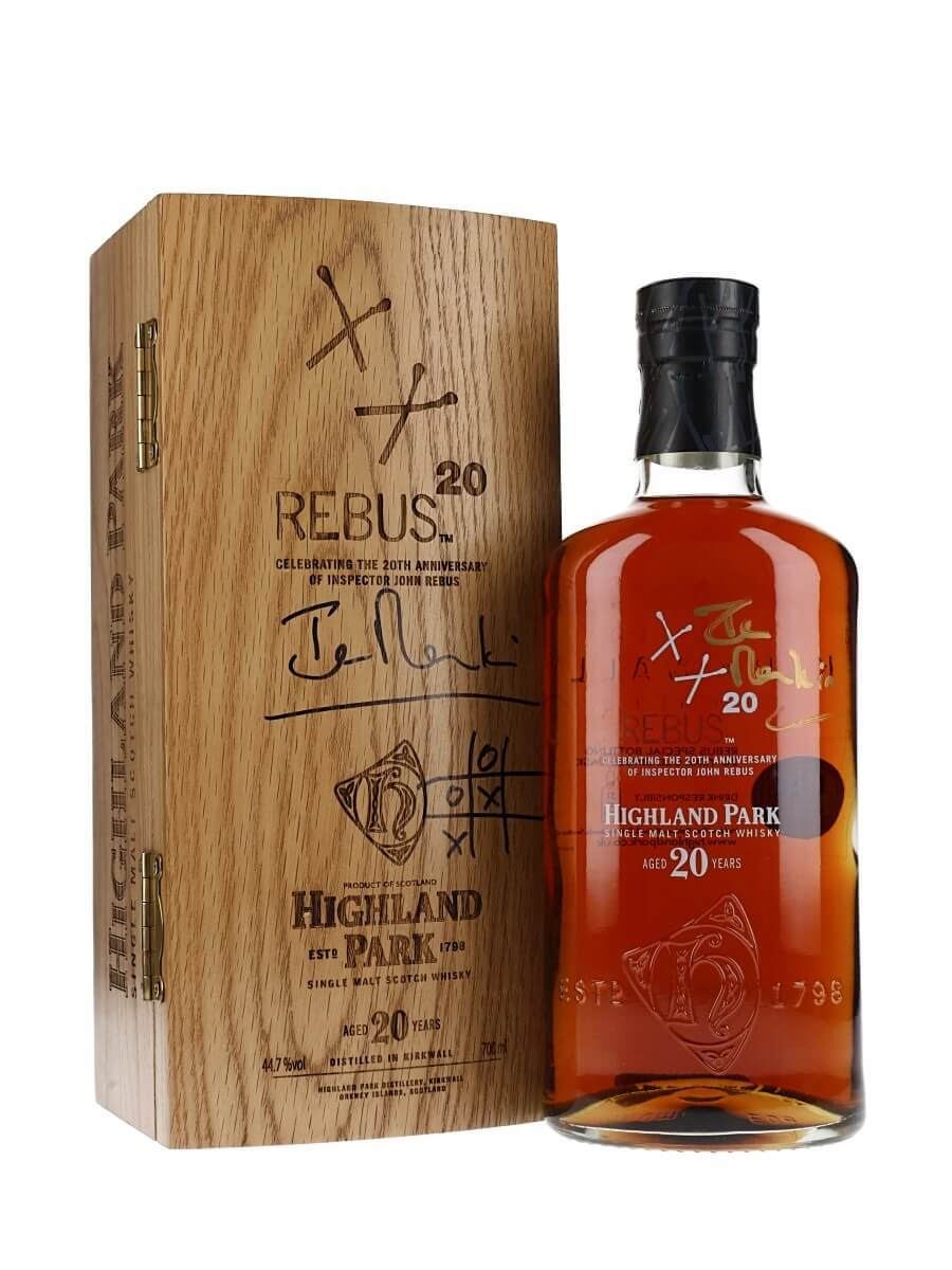 Highland Park 20 Year Old / Rebus 20th Anniversary