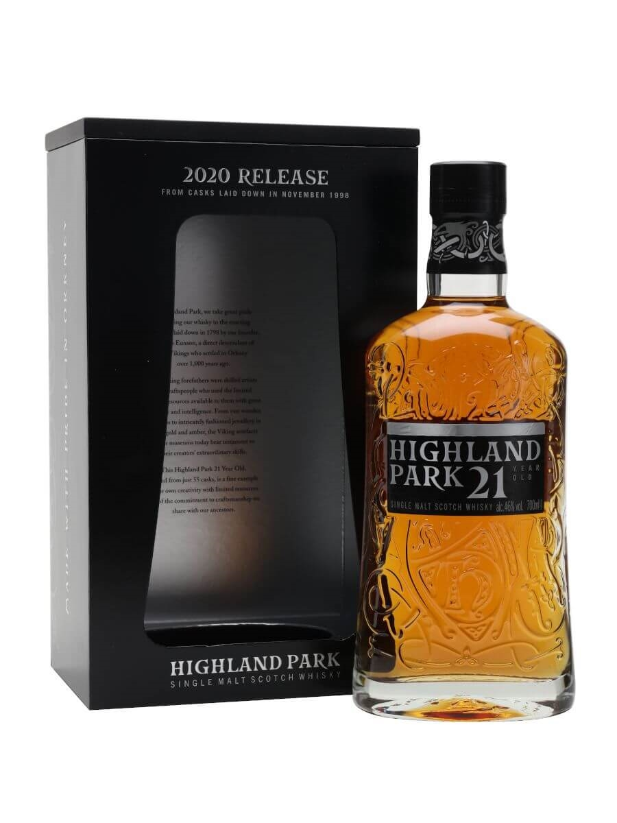 Highland Park 21 Year Old / 2020 Release