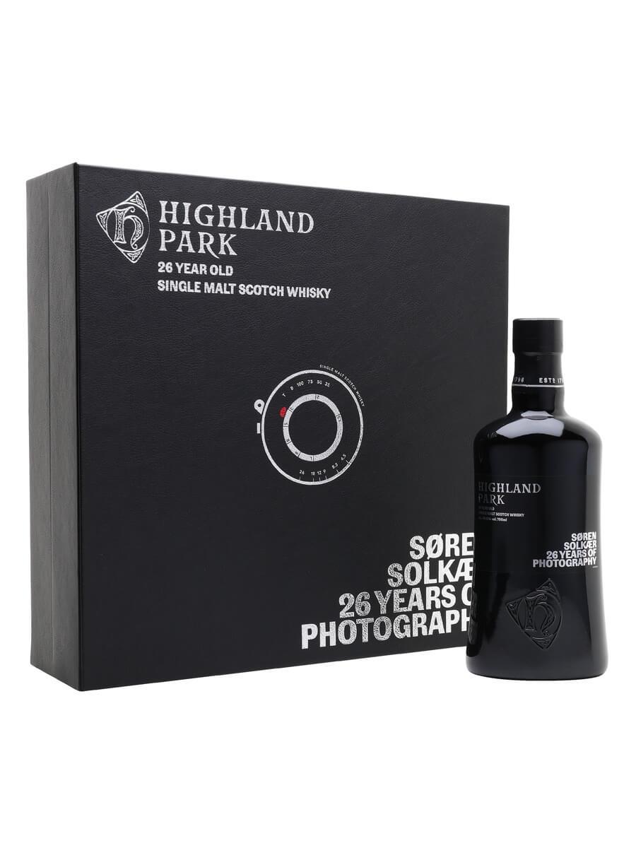 Highland Park 26 Year Old / Soren Solker