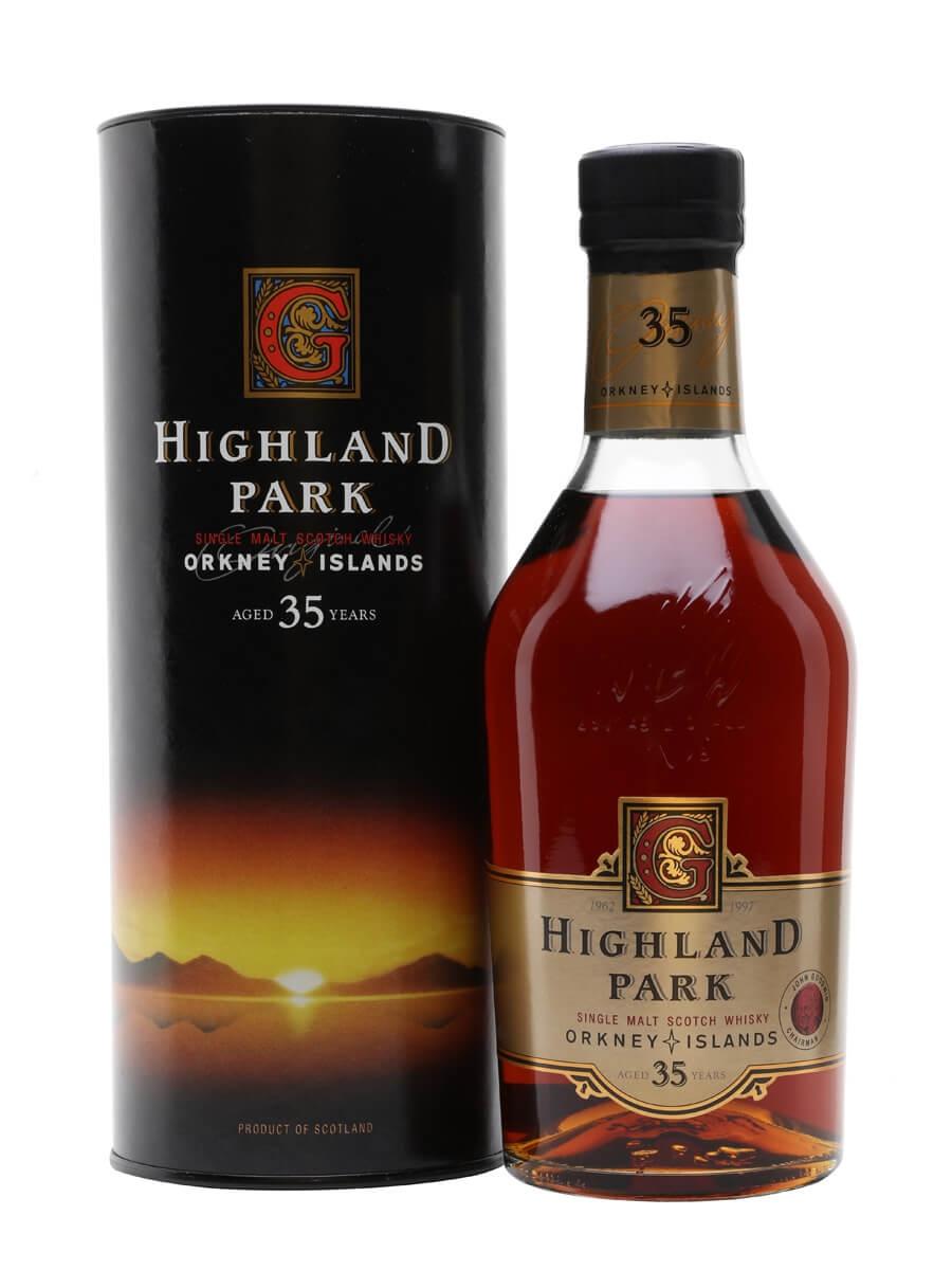 Highland Park 35 Year Old / John Goodwin