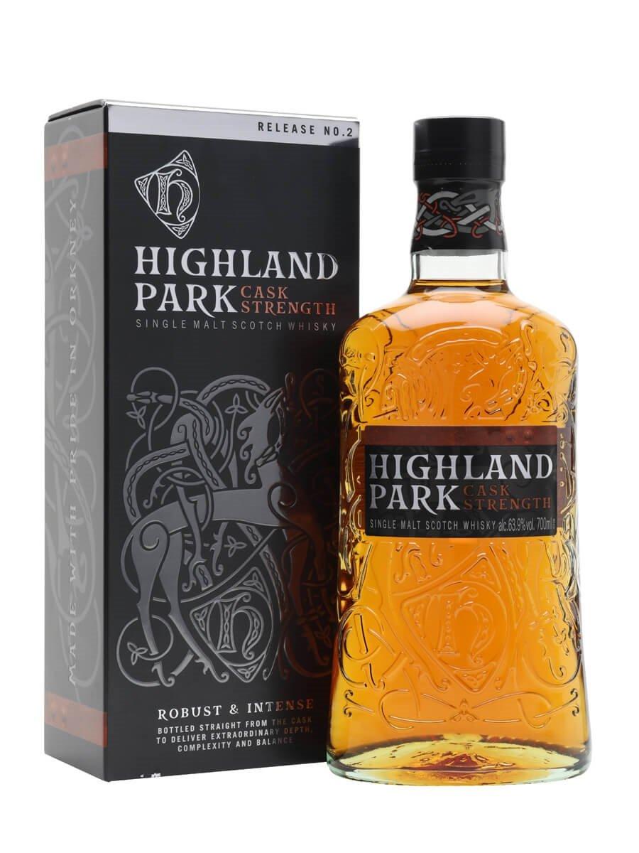 Highland Park Cask Strength / Release No.2