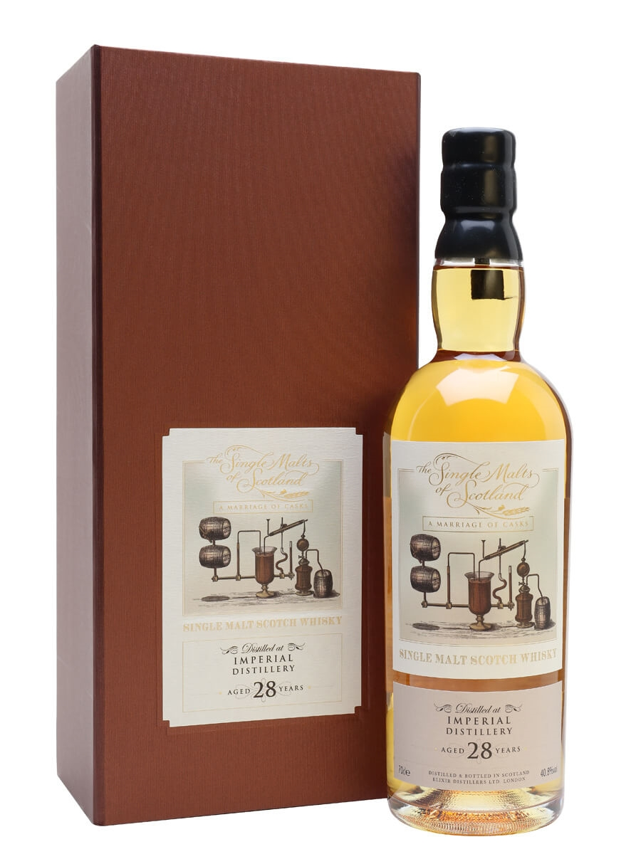 Imperial 28 Year Old Marriage / Single Malts of Scotland