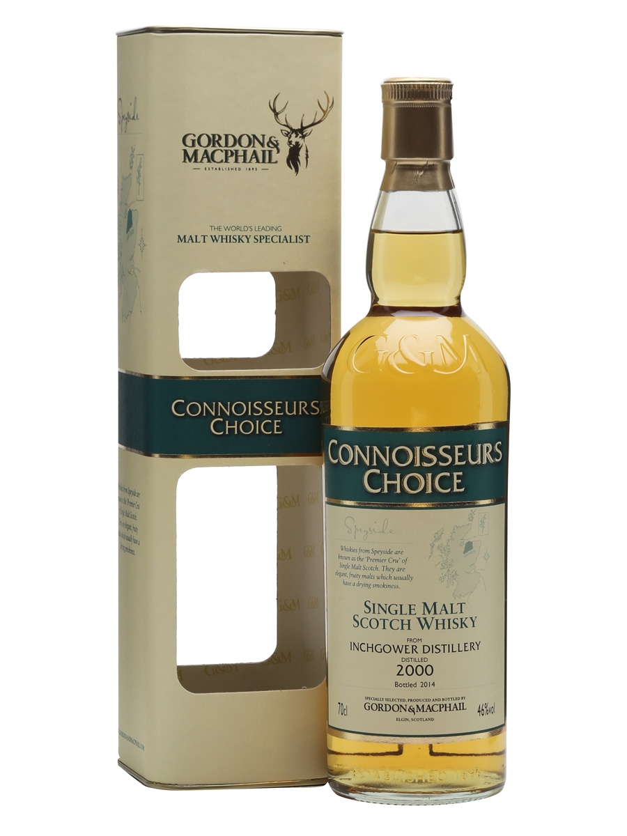 Inchgower 2000 / Bot.2014 / Connoisseurs Choice
