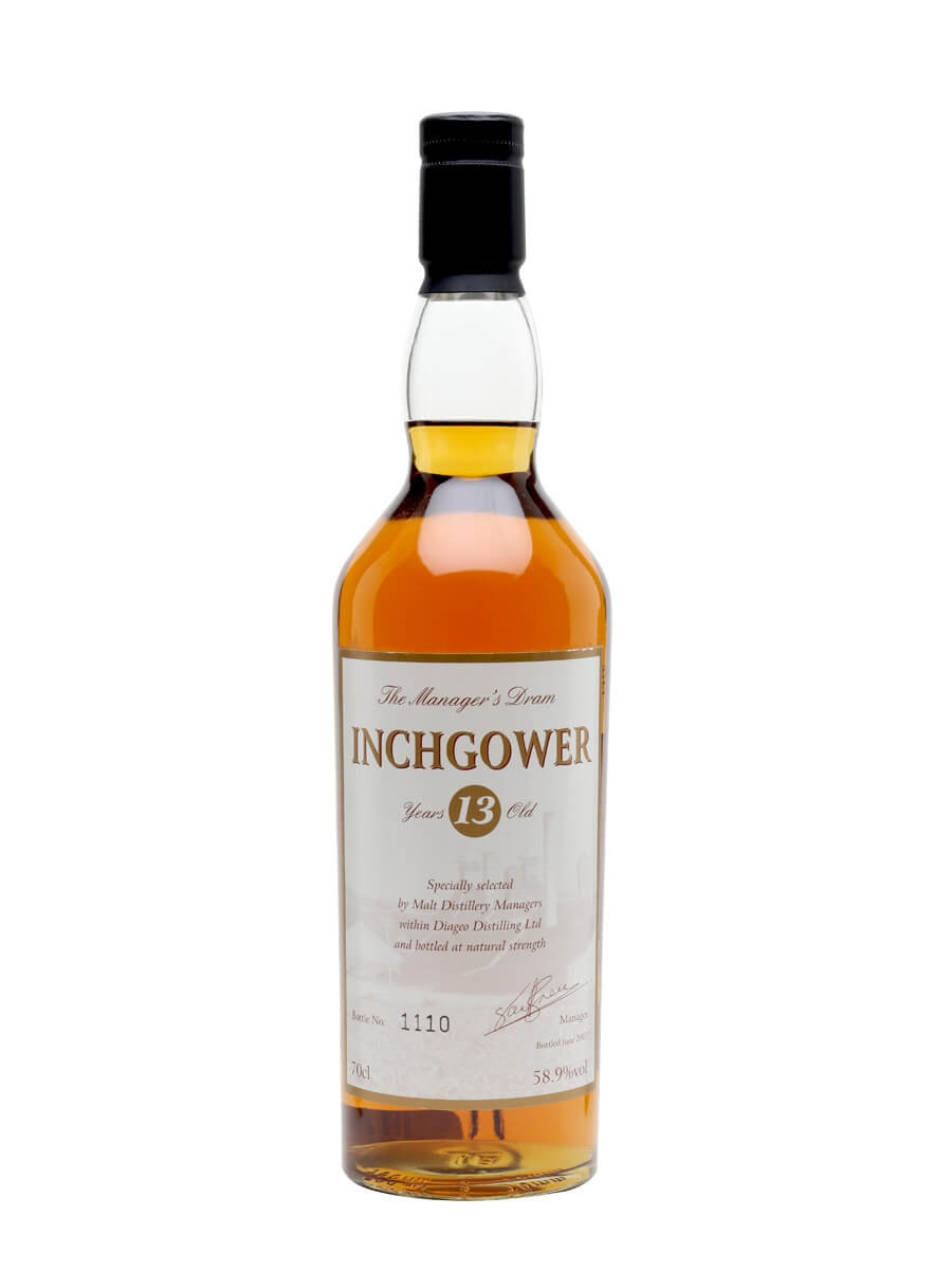 Inchgower 13 Year Old / Manager's Dram