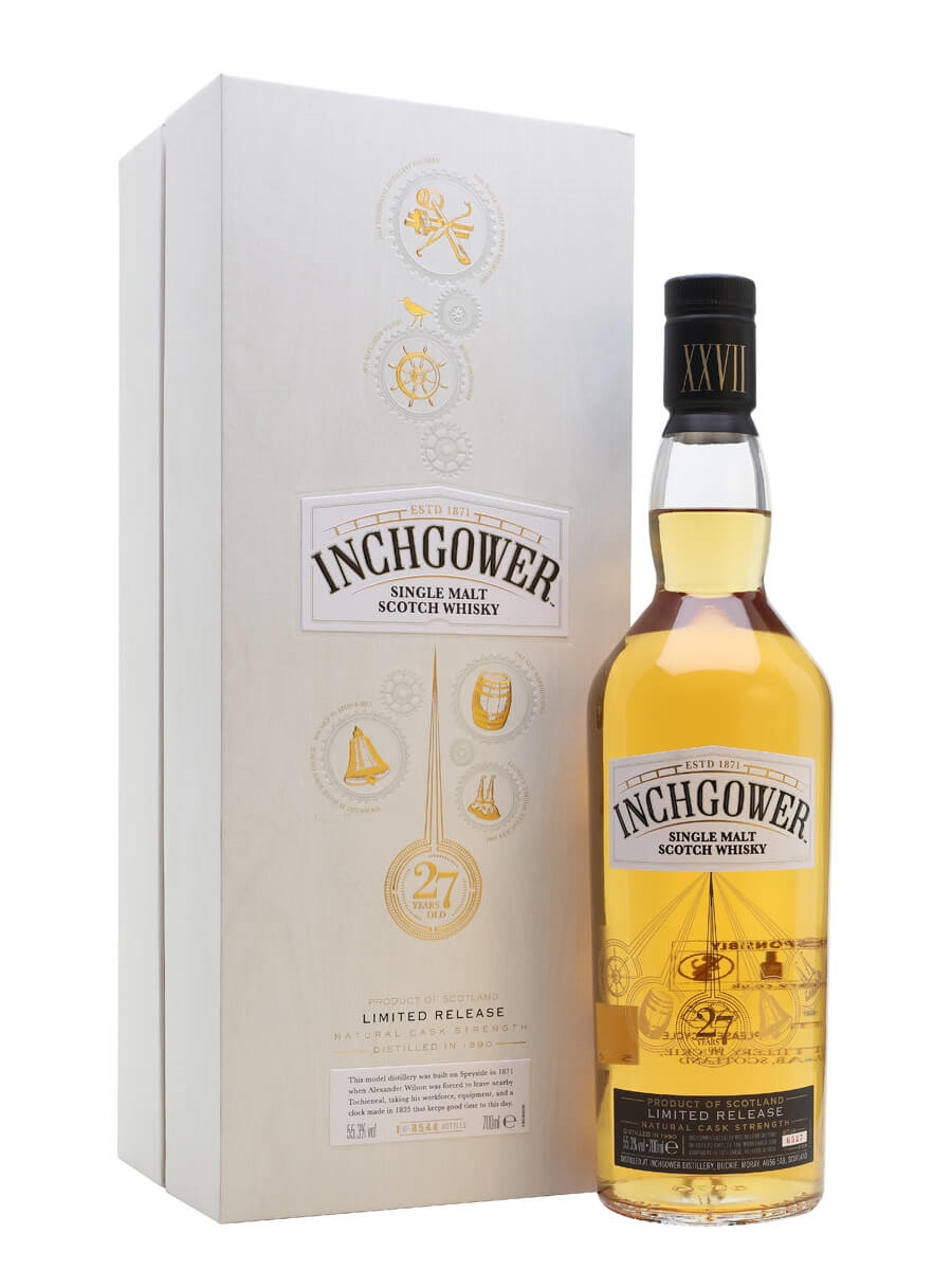Inchgower 27 Year Old / Special Releases 2018