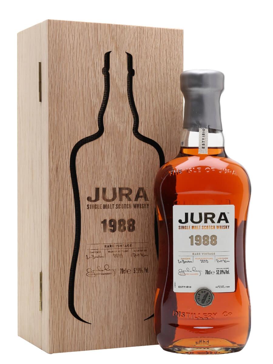 Jura 1988 Vintage Series 2 / Port Finish