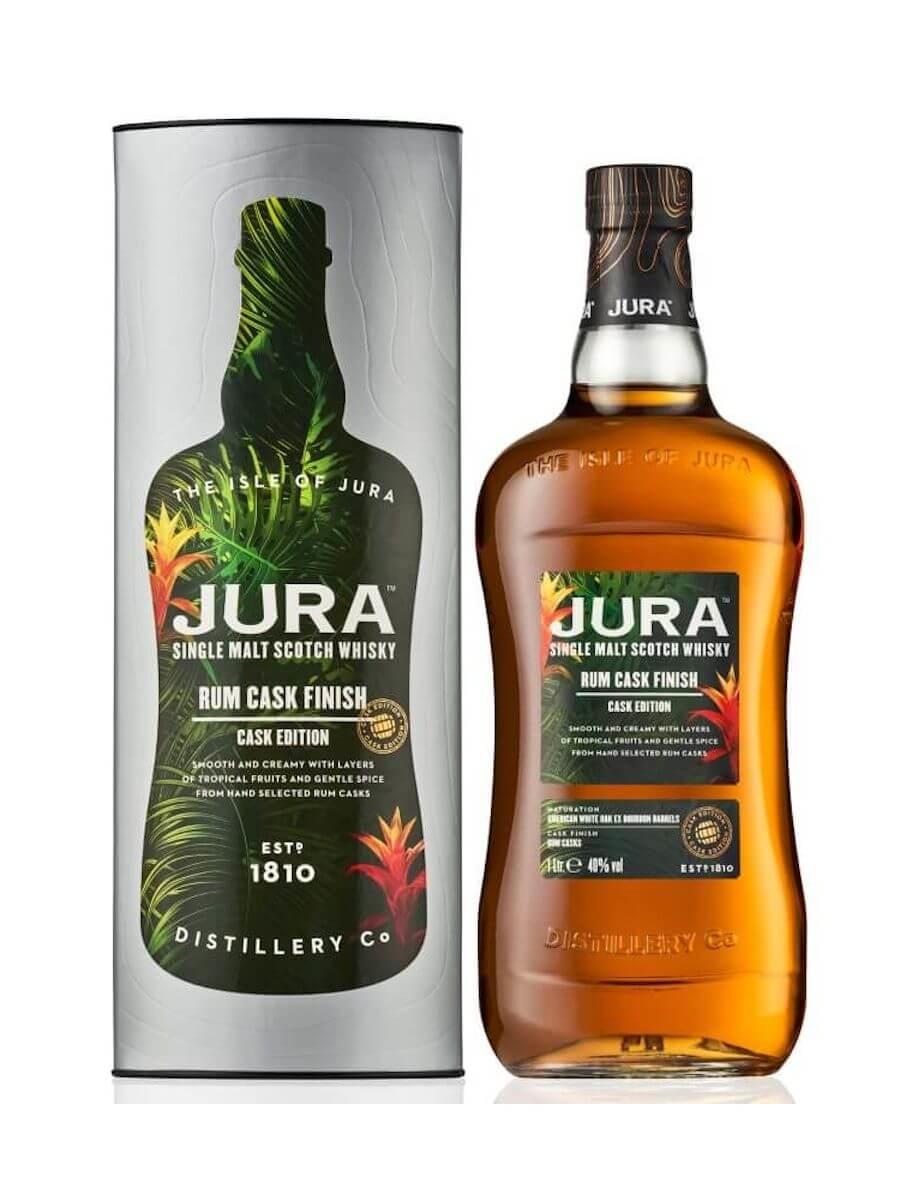 Jura Rum Cask