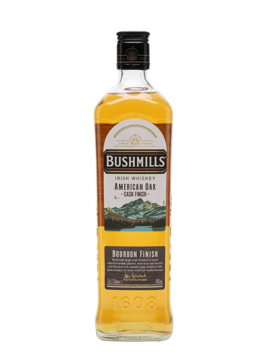 Bushmills Bourbon Cask Finish