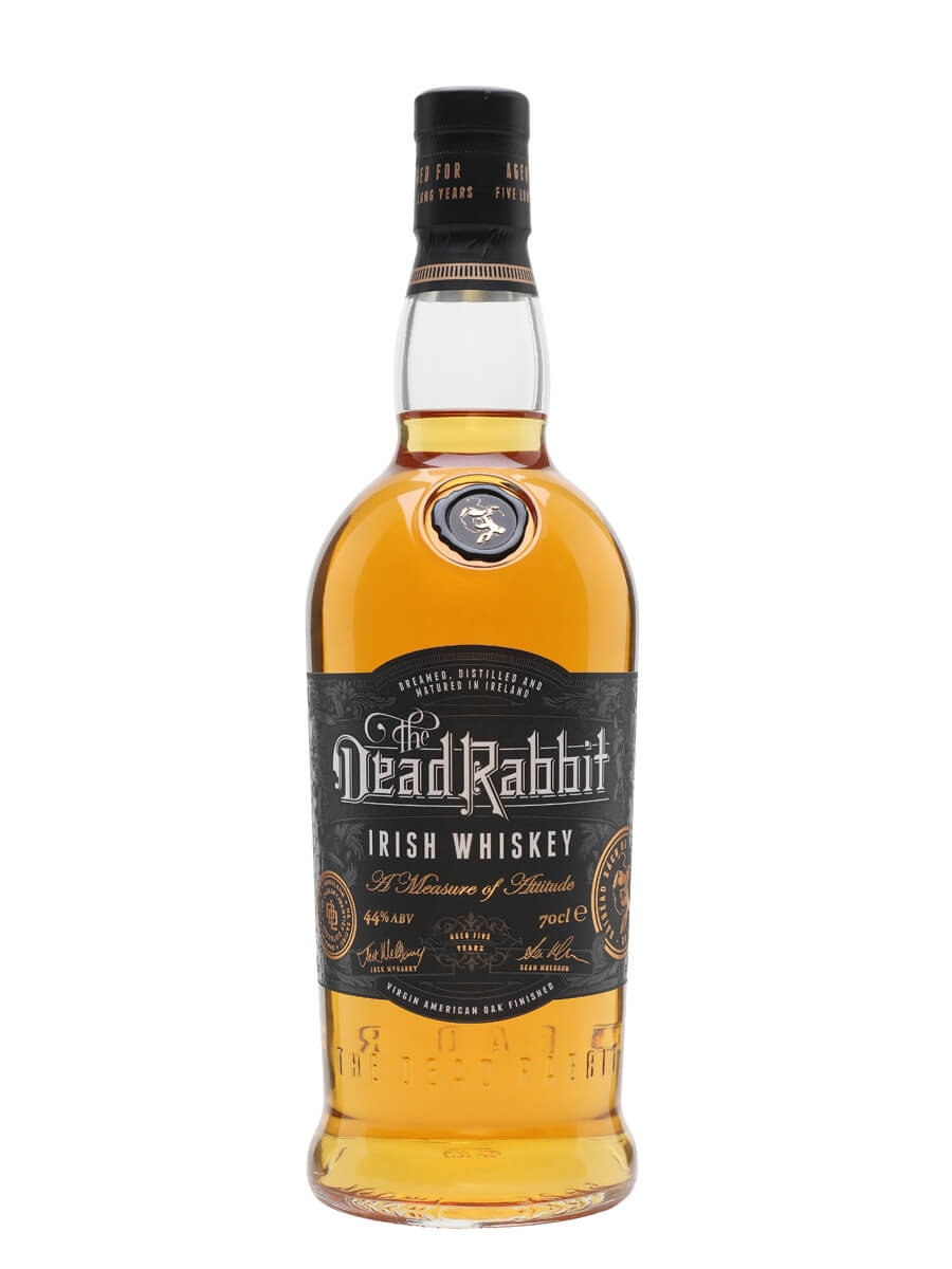 Lækker The Dead Rabbit Irish Whiskey - 5 Year Old : The Whisky Exchange QJ-23