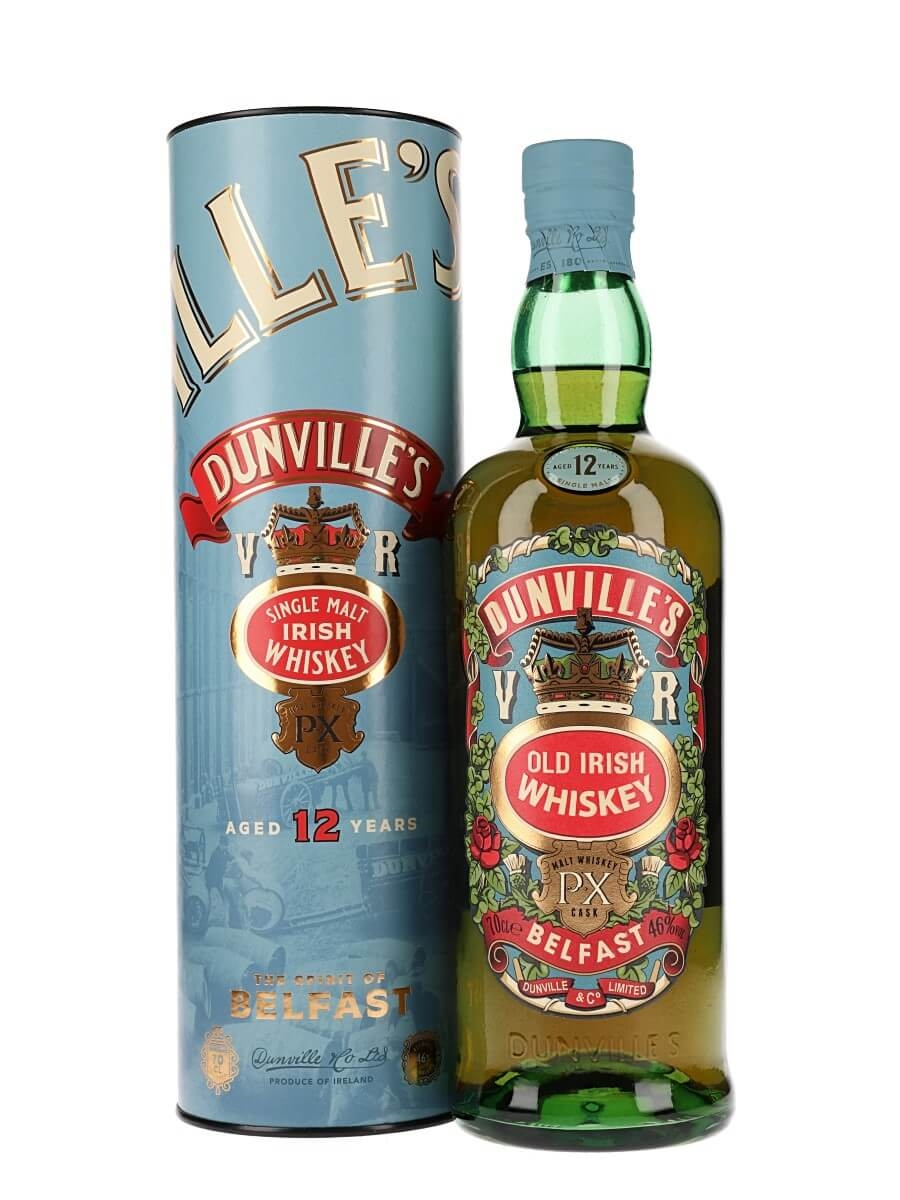 Dunville's 12 Year Old / PX Cask