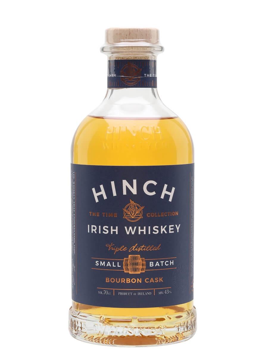 Hinch Small Batch Bourbon Cask Irish Whiskey