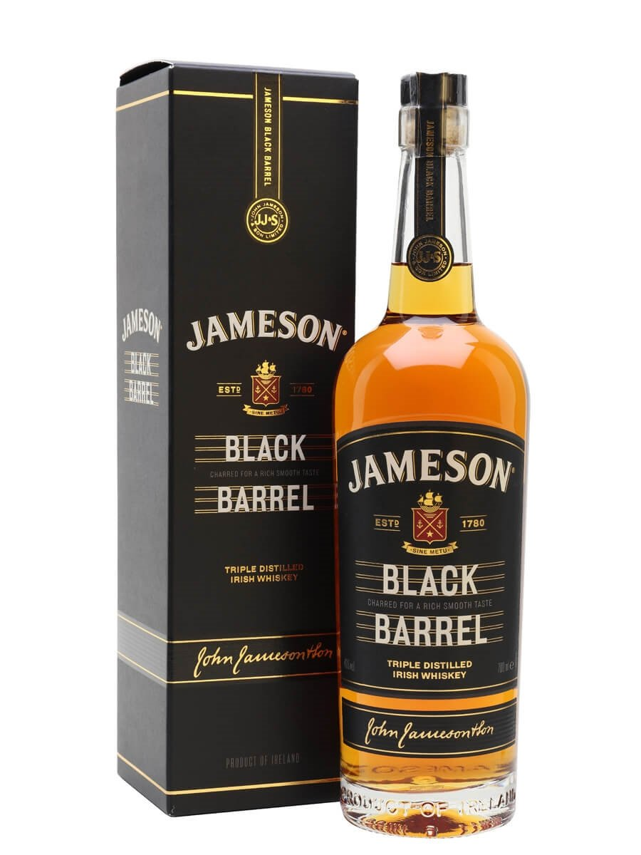 2cbb005d4b1 Jameson Select Reserve Black Barrel   The Whisky Exchange