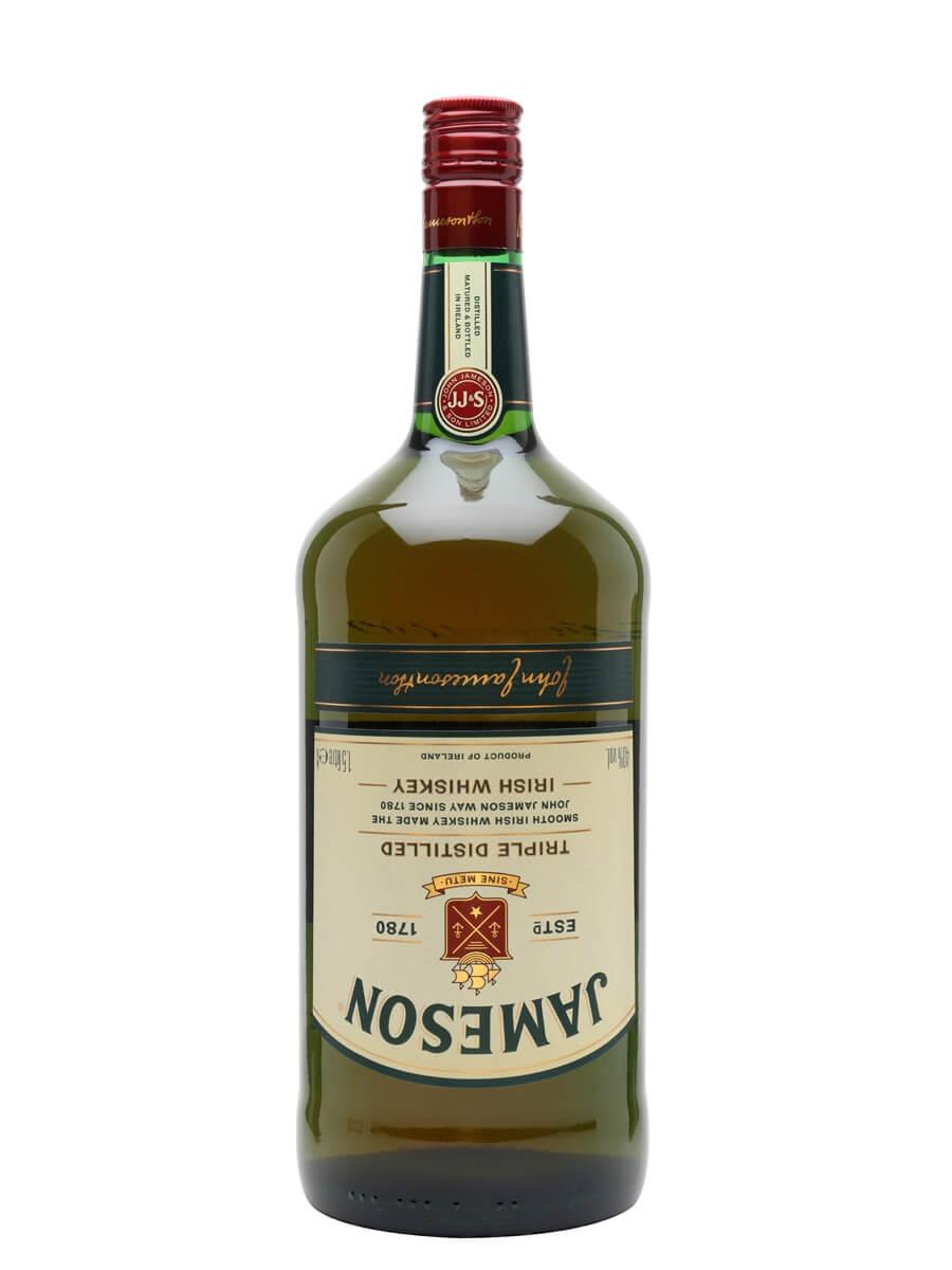 Jameson Irish Whiskey / Bar Bottle