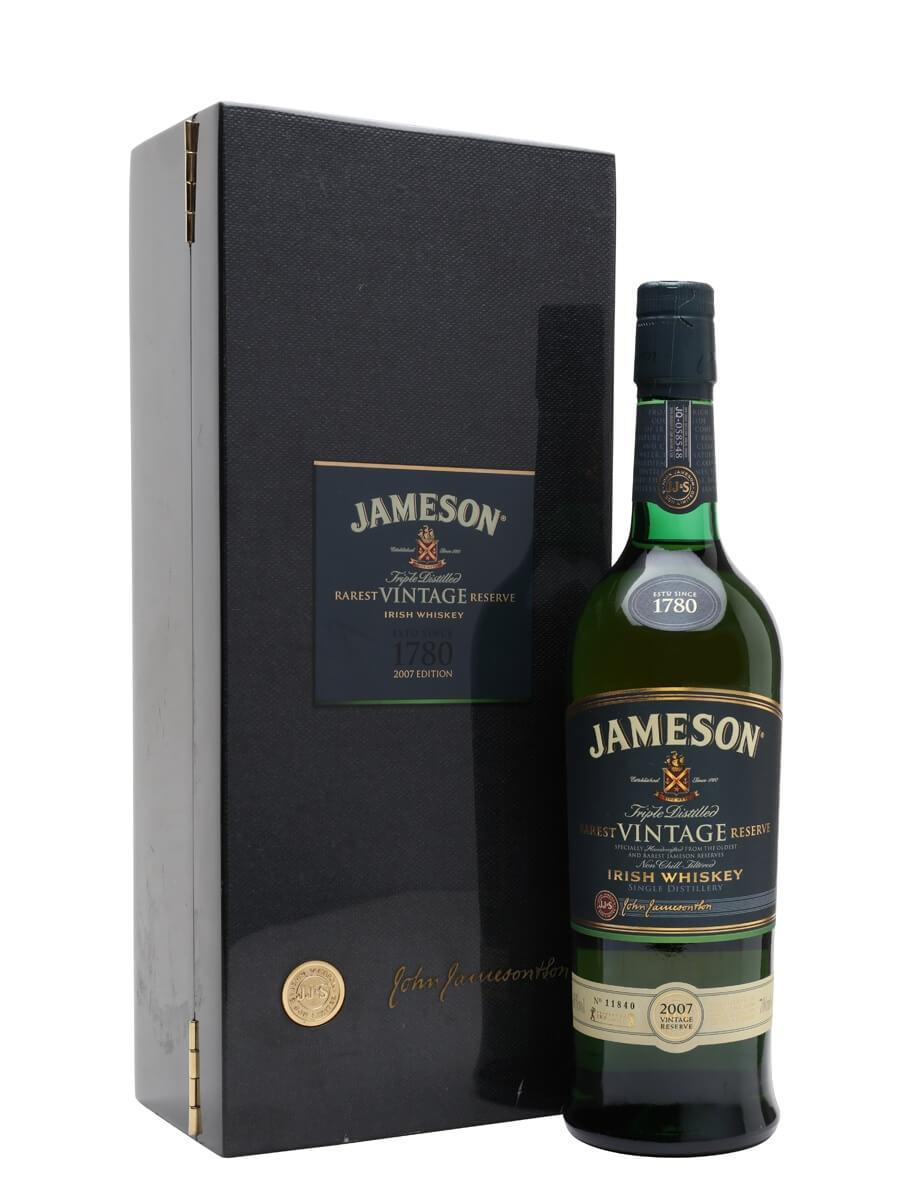 Vintage Irish Whiskey 7