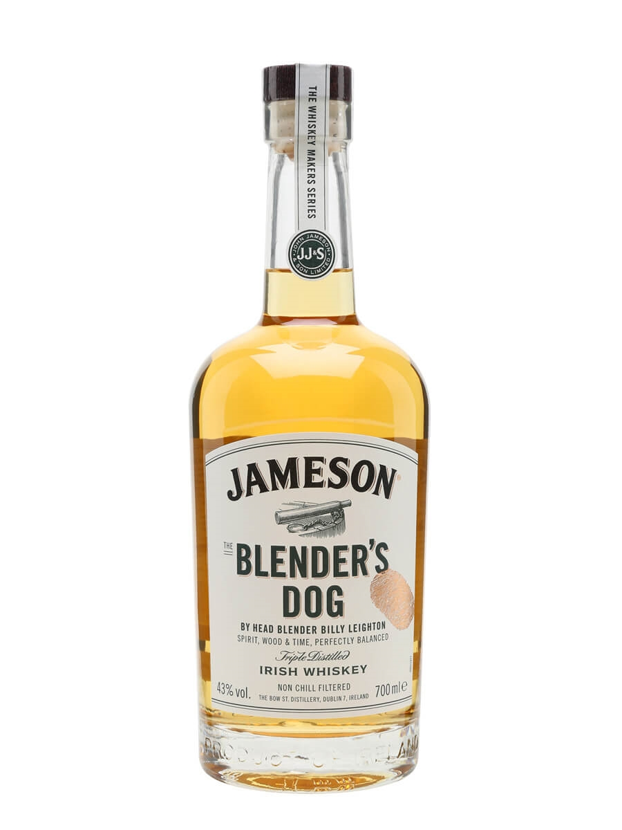 Blender S Dog Jameson
