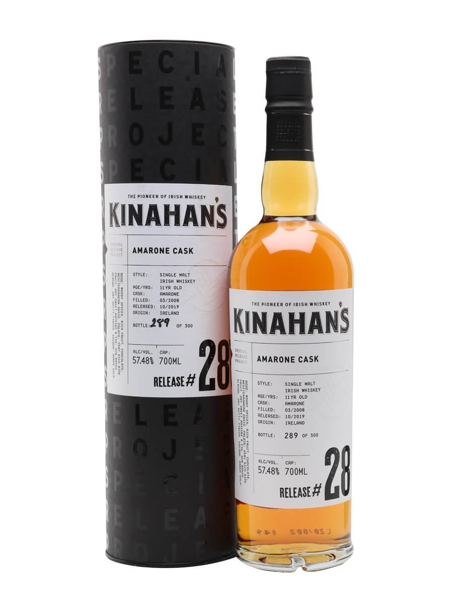 Kinahan's Special Release Amarone Cask
