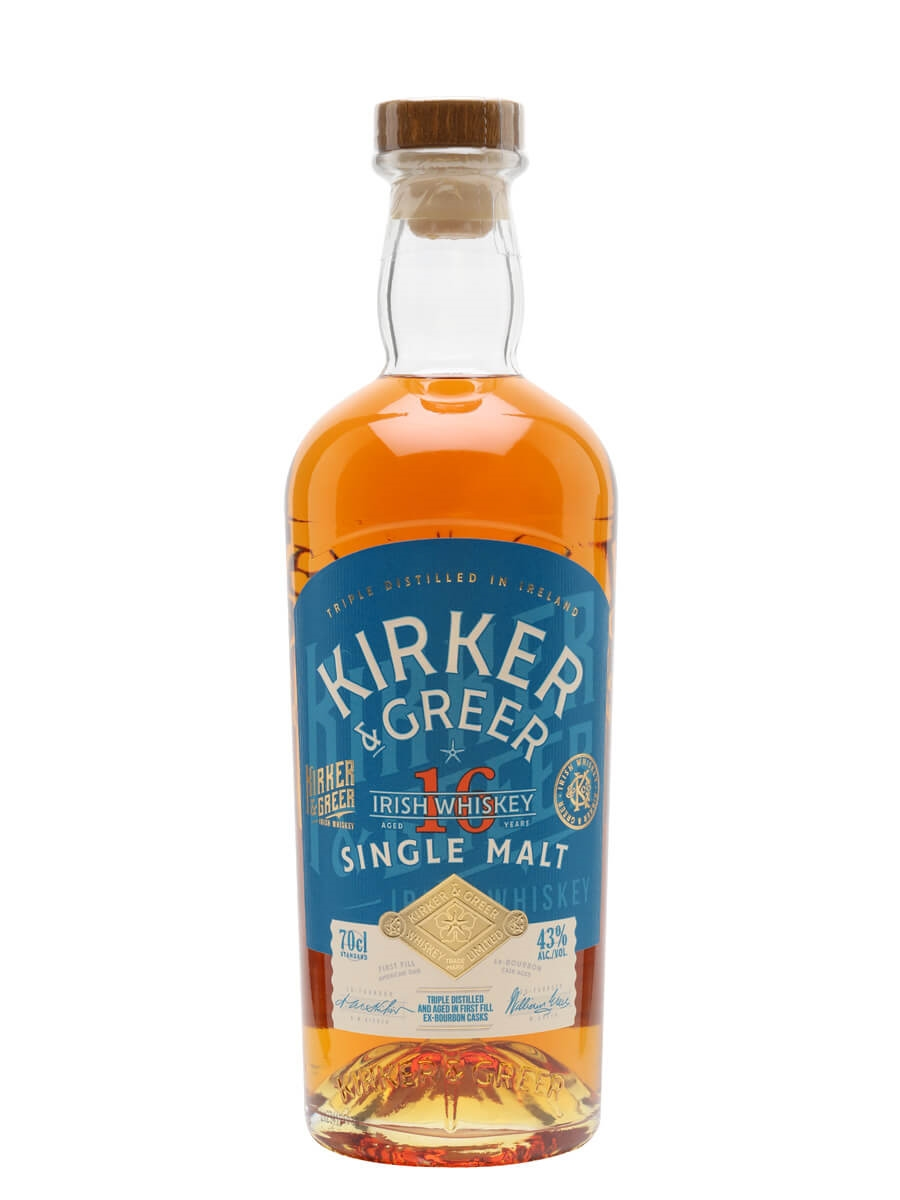 Kirker & Greer 16 Year Old Single Malt