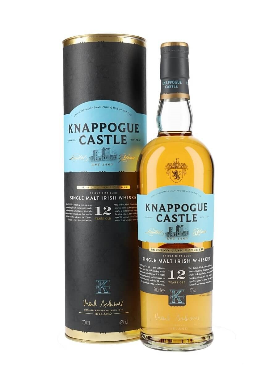 Knappogue Castle 12 Year Old (43%)