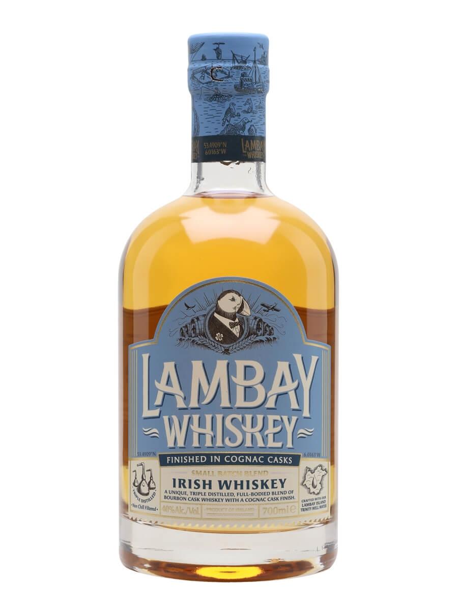 Lambay Blended Irish Whiskey
