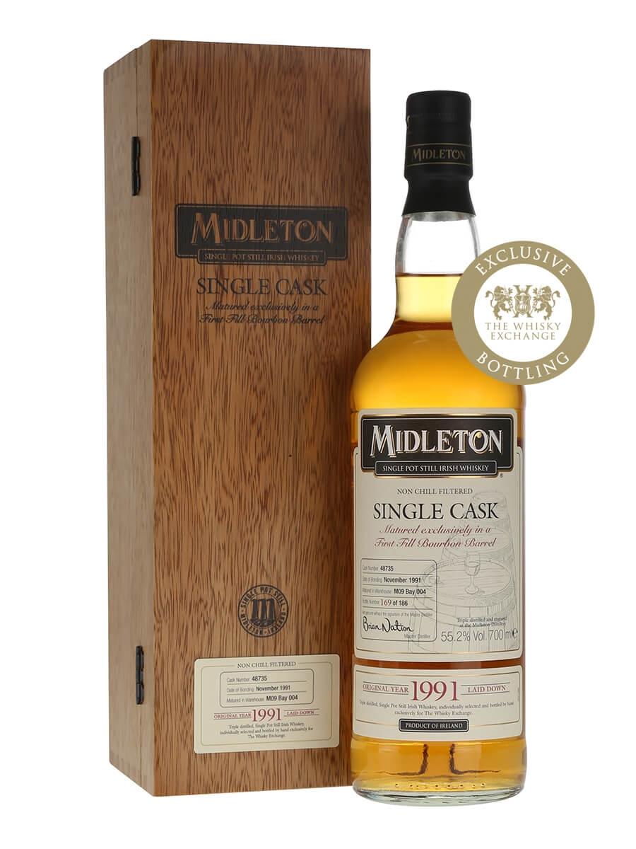 Midleton 1991 / 24 Year Old / TWE Exclusive