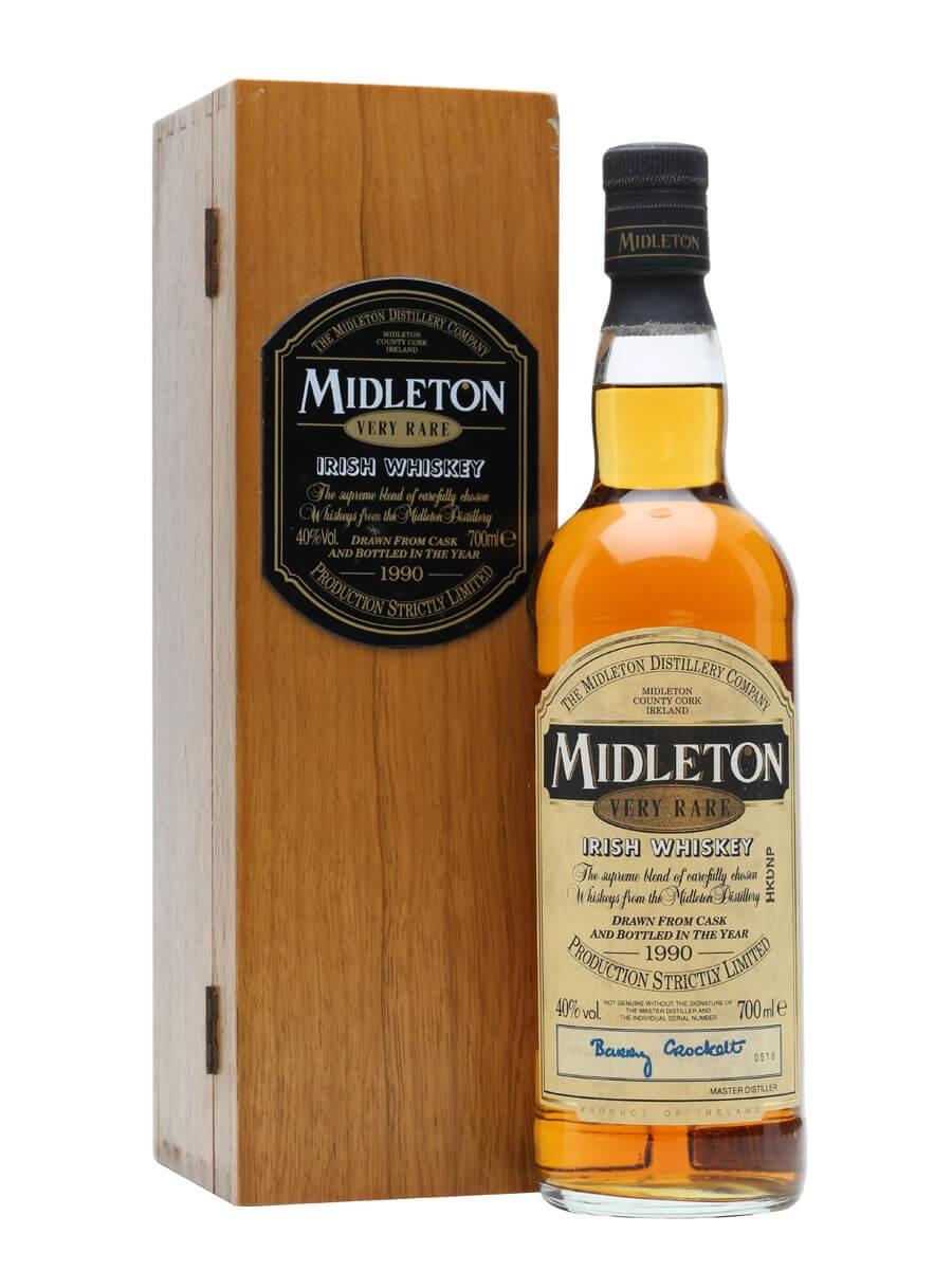 Midleton Very Rare / Bot.1990