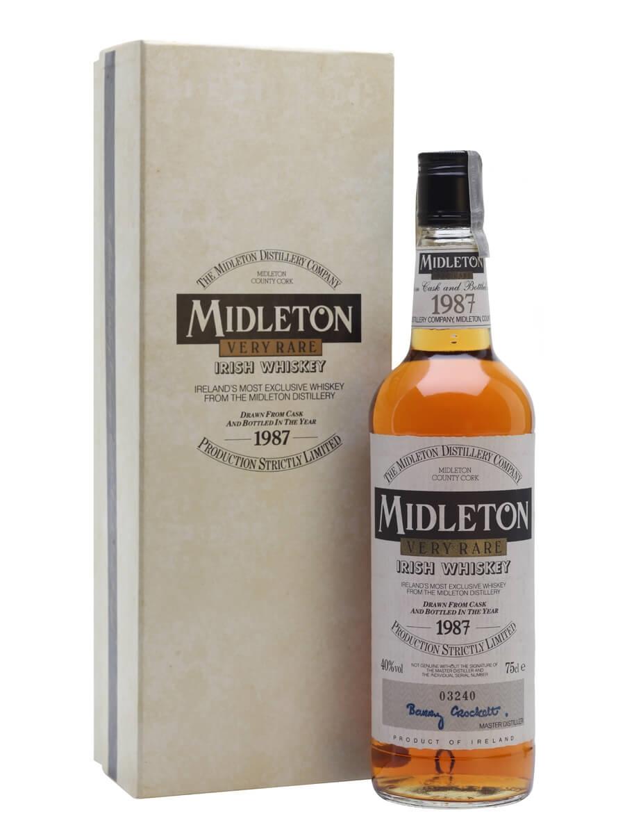 Midleton Very Rare / Bot.1987