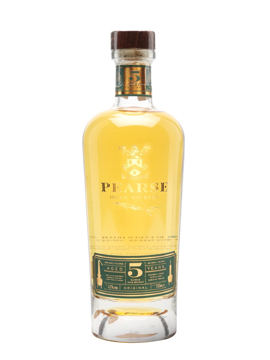 Pearse Original 5 Year Old Blended Whiskey