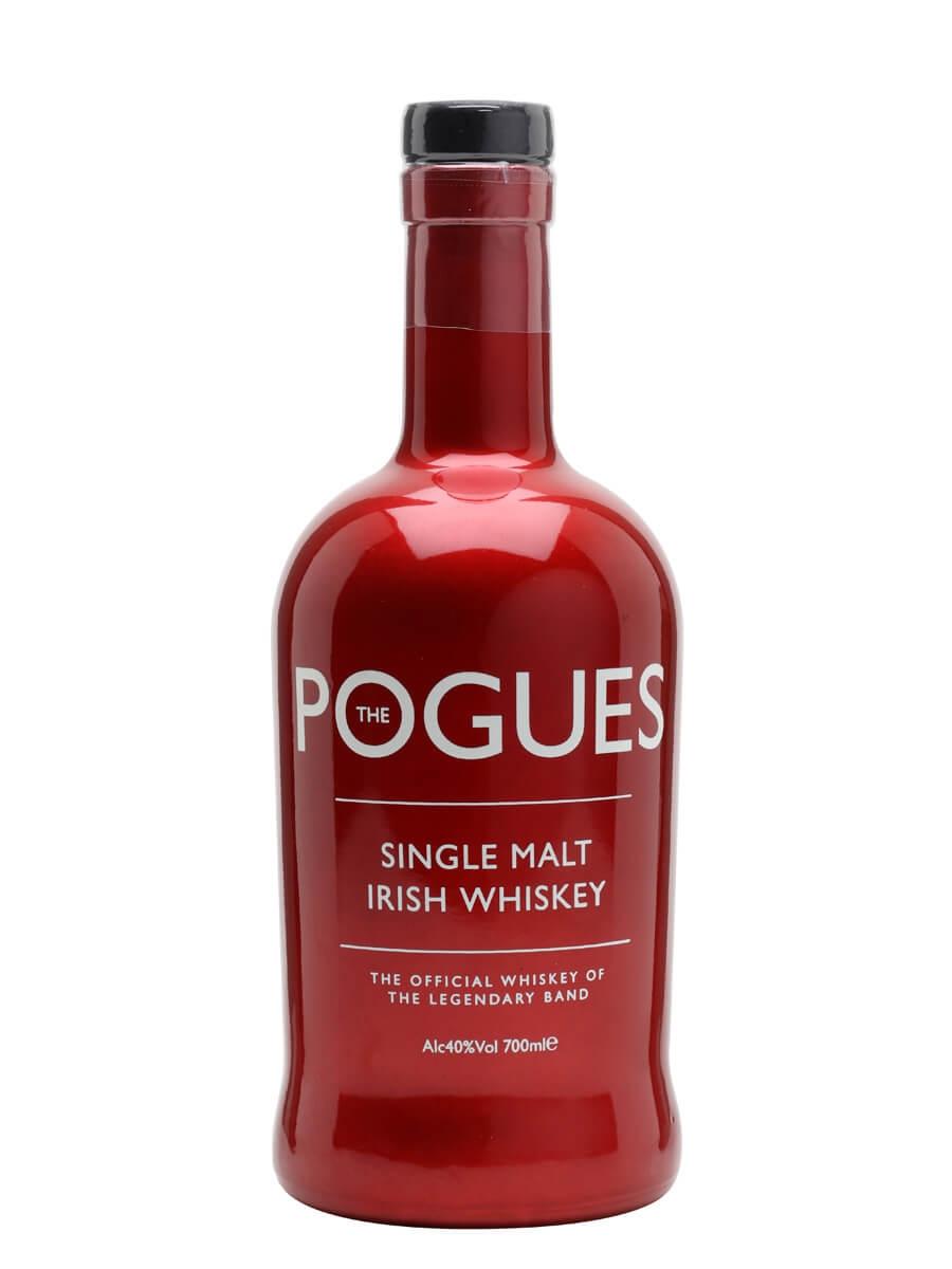 The Pogues Single Malt Irish Whiskey