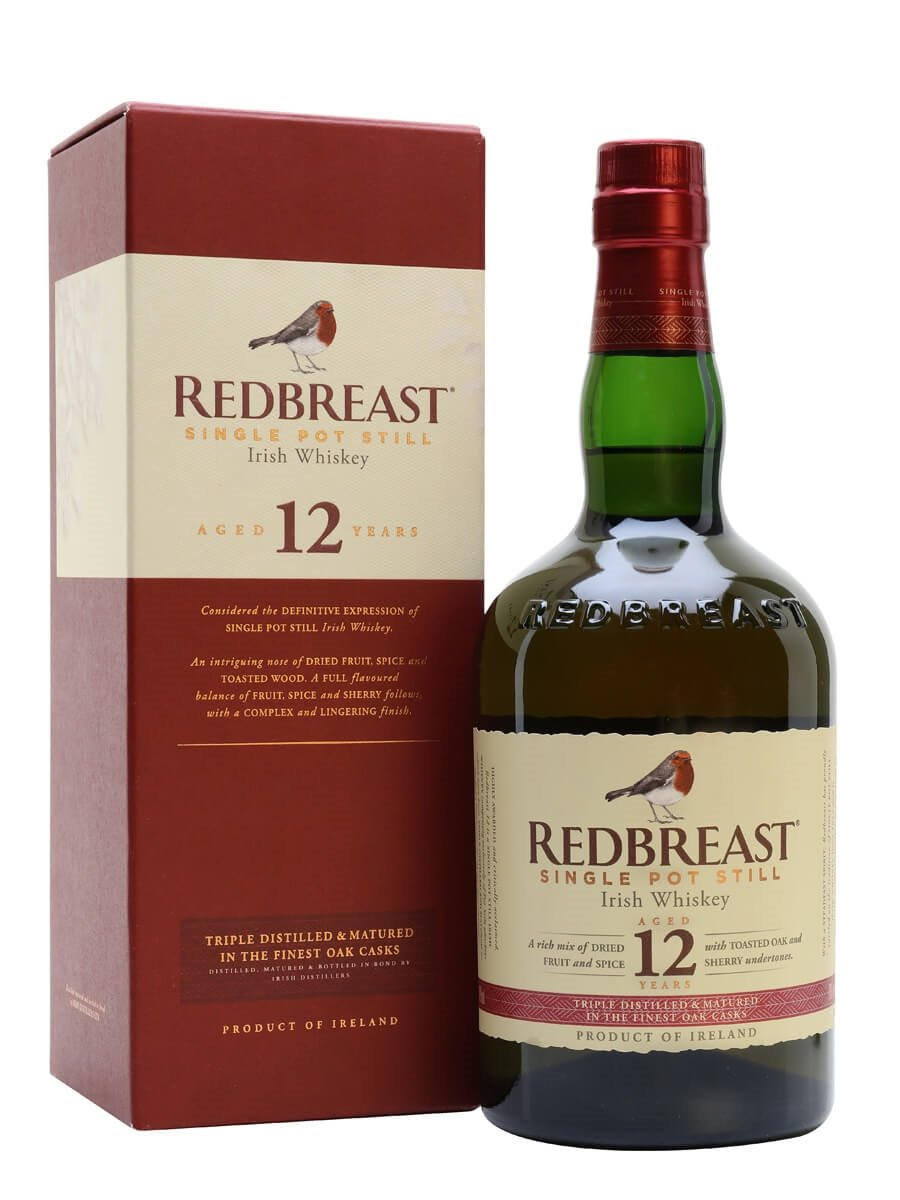 Review No.169. Redbreast 12 Year Old