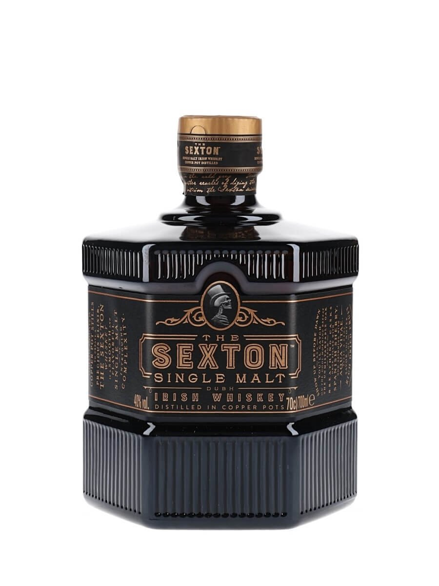 Sexton Single Malt Irish Whiskey