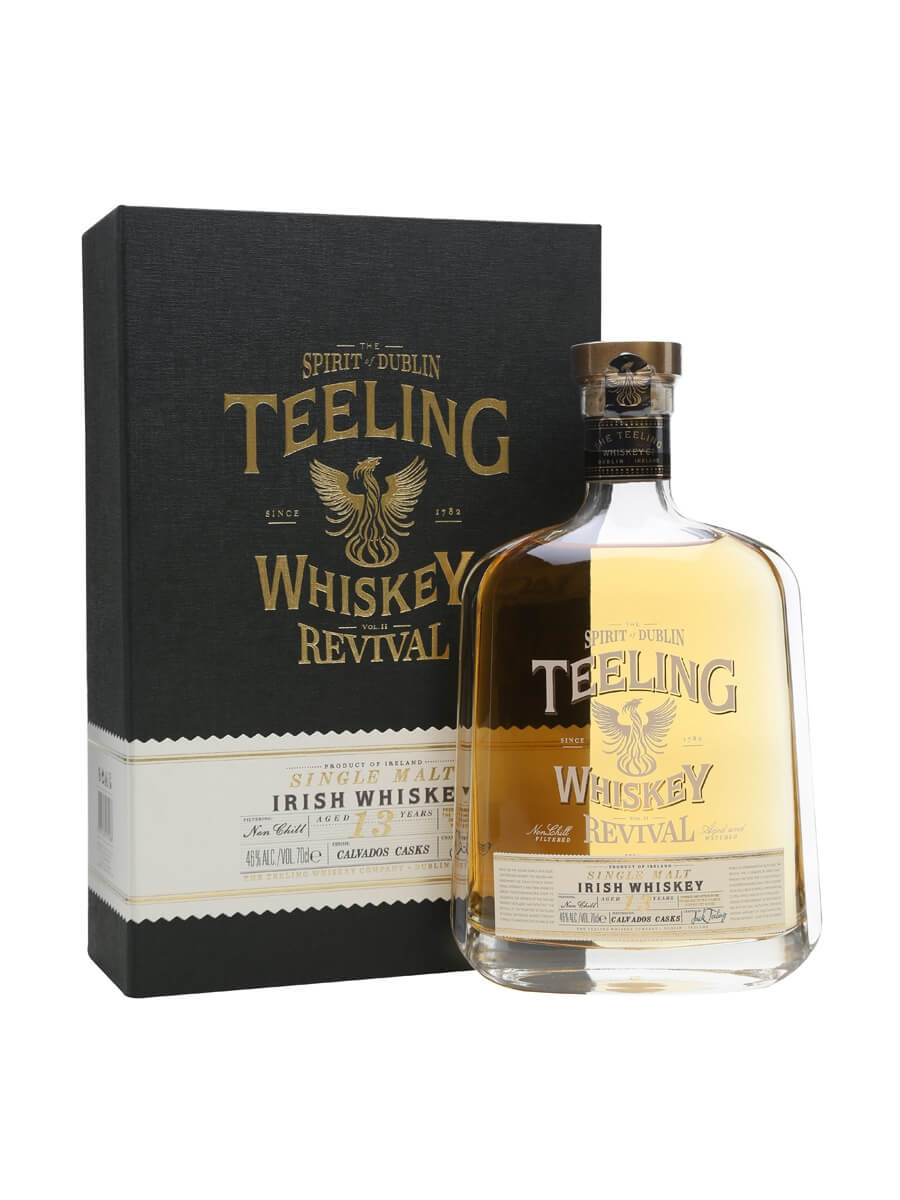 Teeling 13 Year Old / The Revival Vol II / Calvados Finish