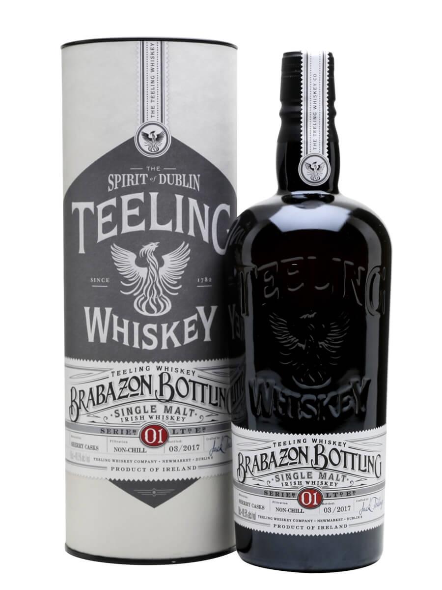 Teeling Brabazon Bottling