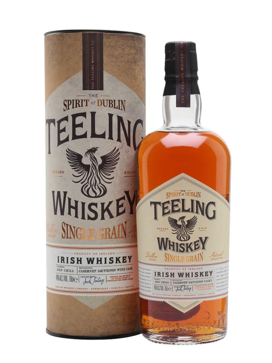 Teeling Single Grain Whiskey