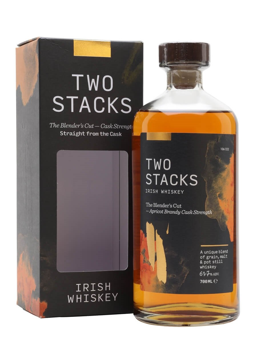 Two Stacks The Blender's Cut Apricot Brandy Finish
