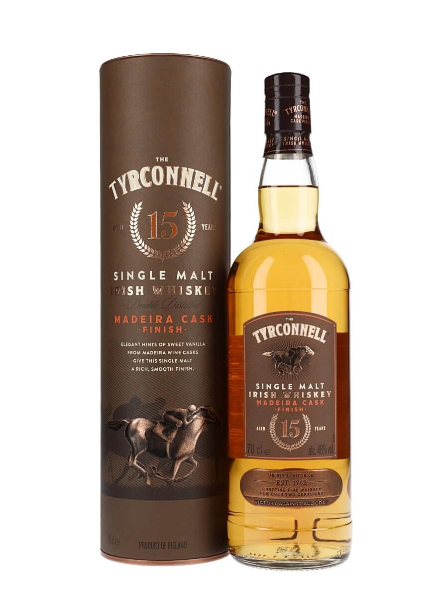 Tyrconnell 15 Year Old / Madeira Finish