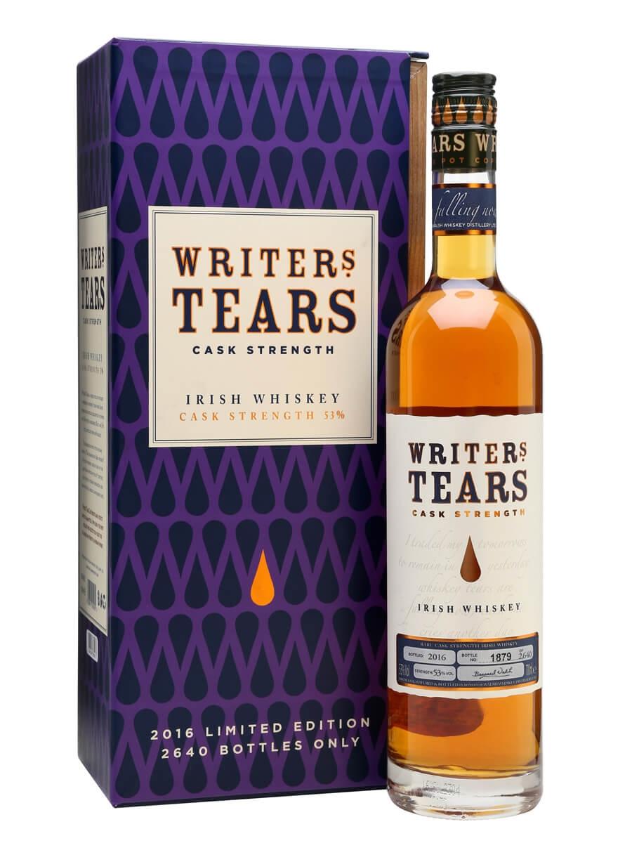 Writers Tears Cask Strength / Bot.2016