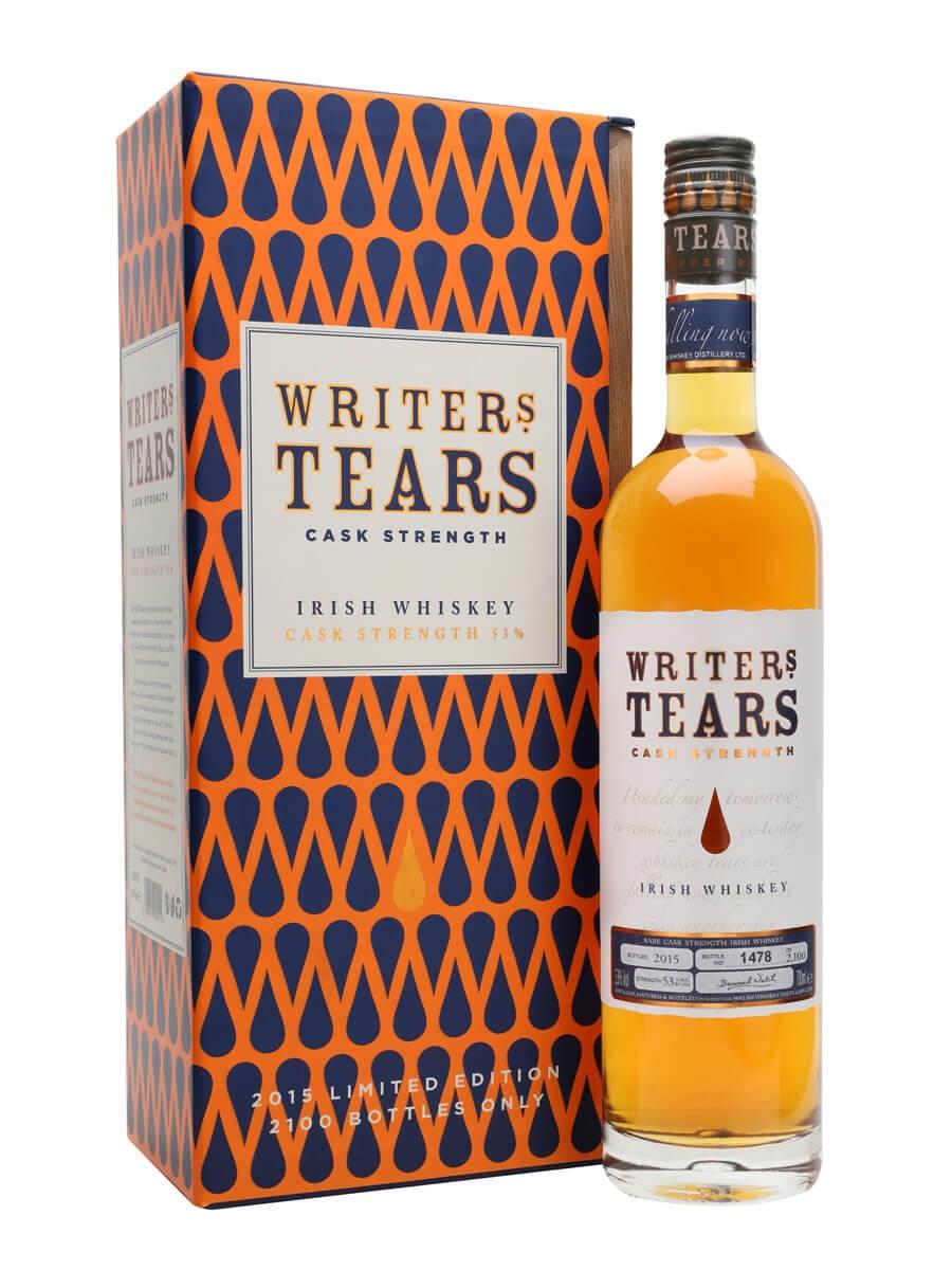 Writers Tears Cask Strength / Bot.2015
