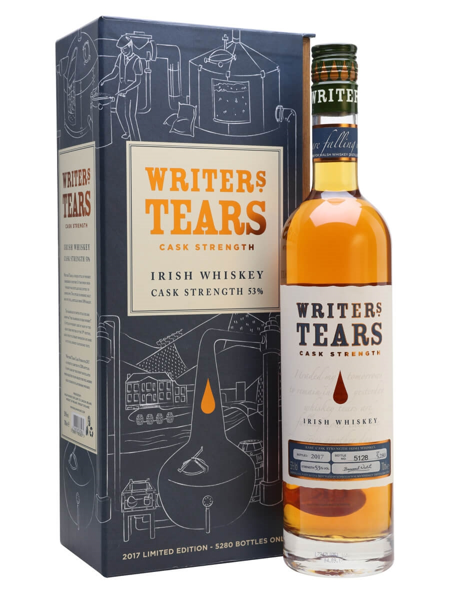 Writers Tears Cask Strength / Bot.2017
