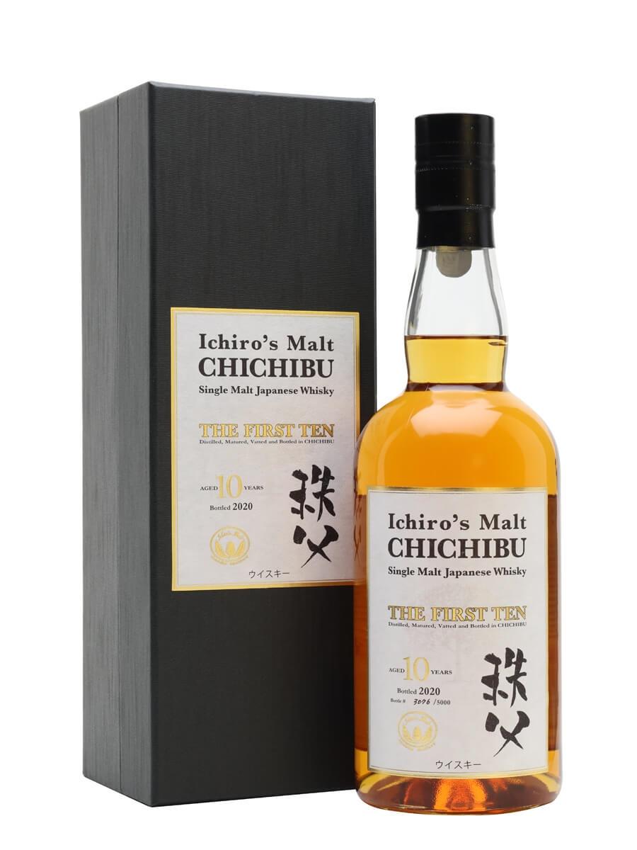 Chichibu 10 Year Old / The First Ten