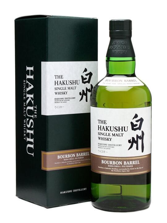 Suntory Hakushu Bourbon Barrel